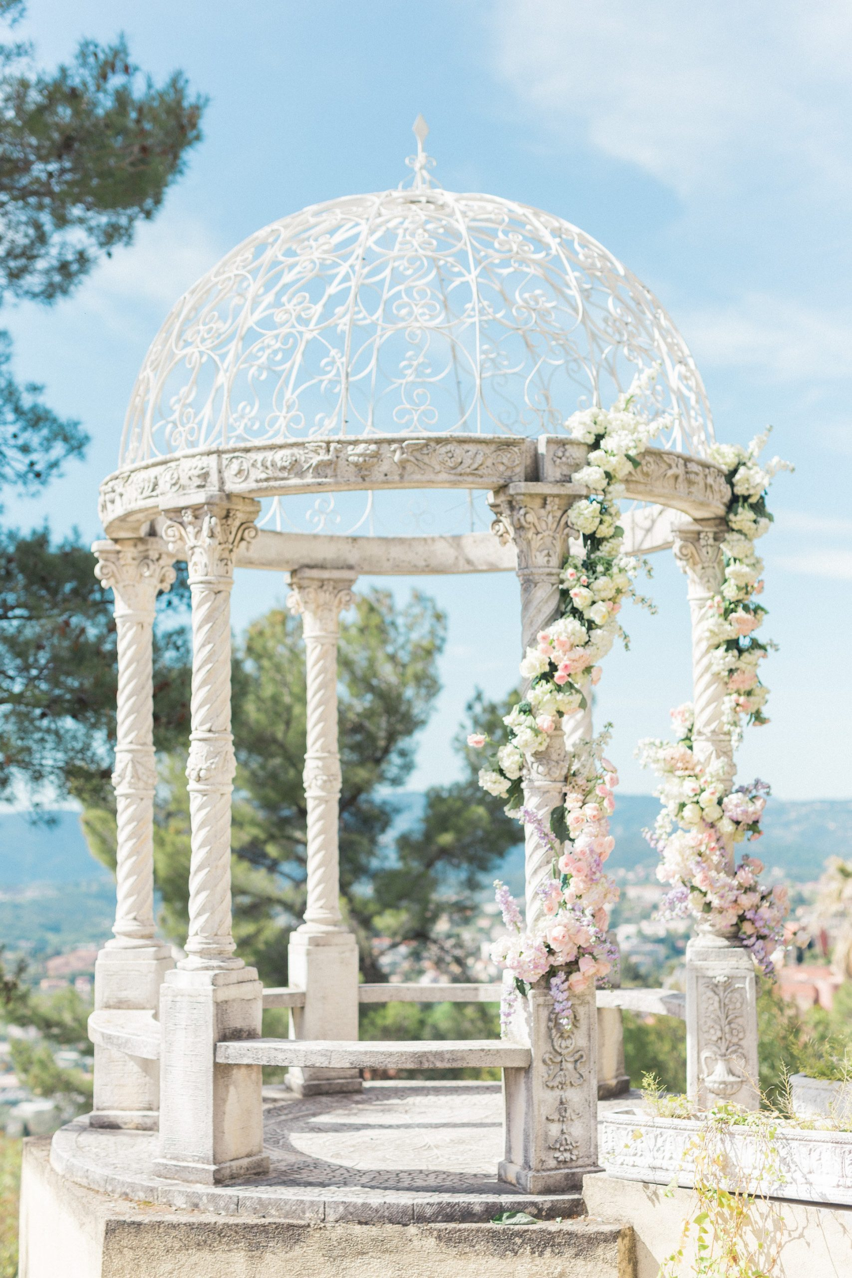 7 Questions To Ask Your Wedding Venue When Planning A Destination Wedding In The Côte D'azur